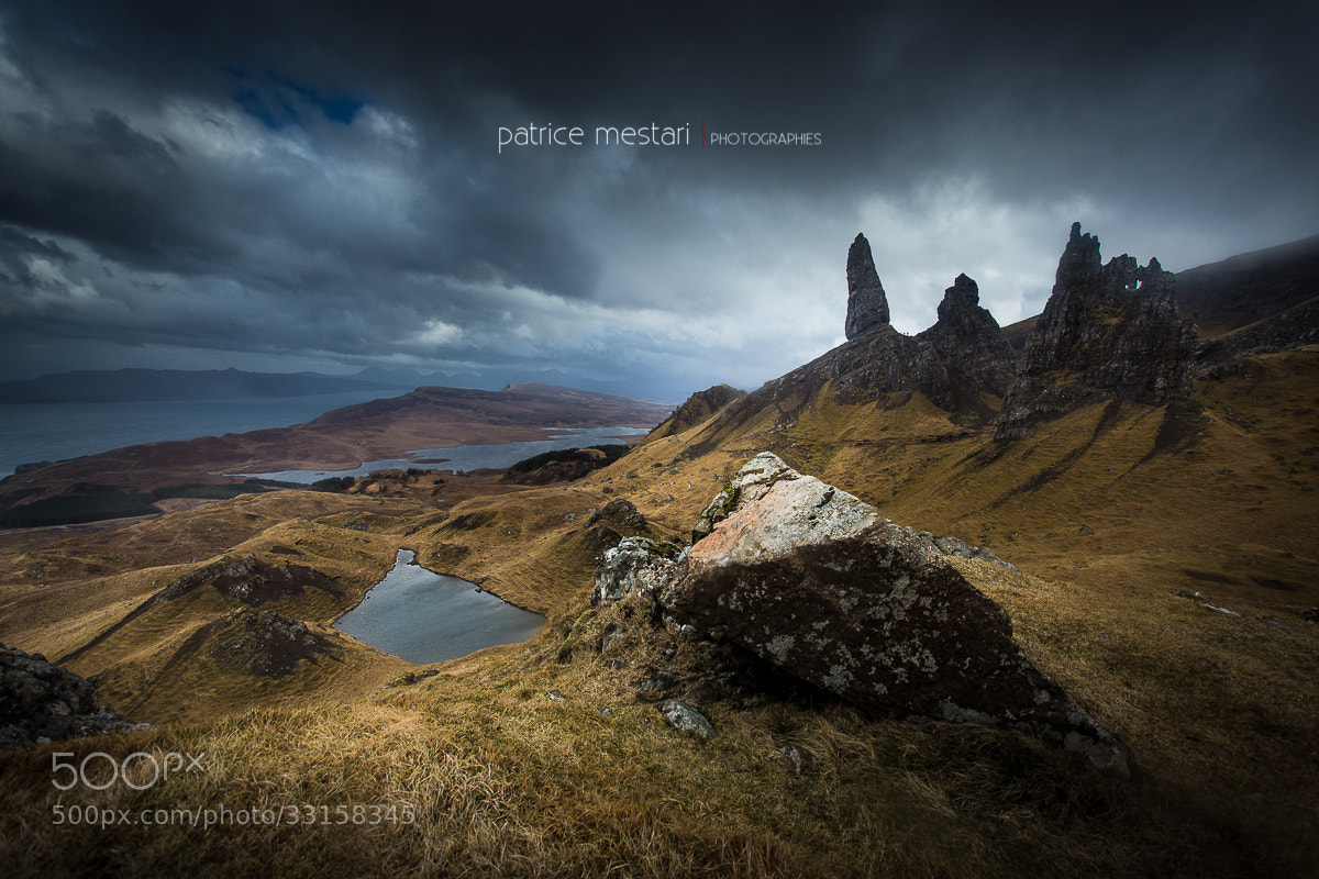 Photograph Old man of Storr - Isle of Skye - Ecosse by Patrice MESTARI on 500px