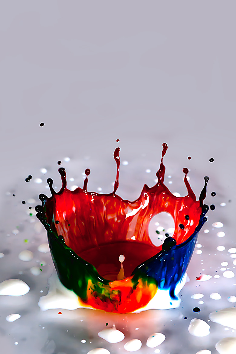 Photograph Messy Crown by Oliver Ignacio on 500px