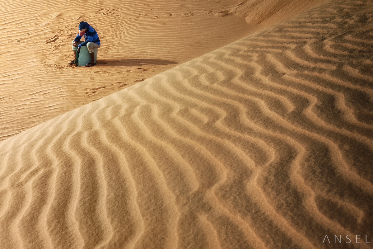 Photograph Dune Child by Jonathan Danker on 500px