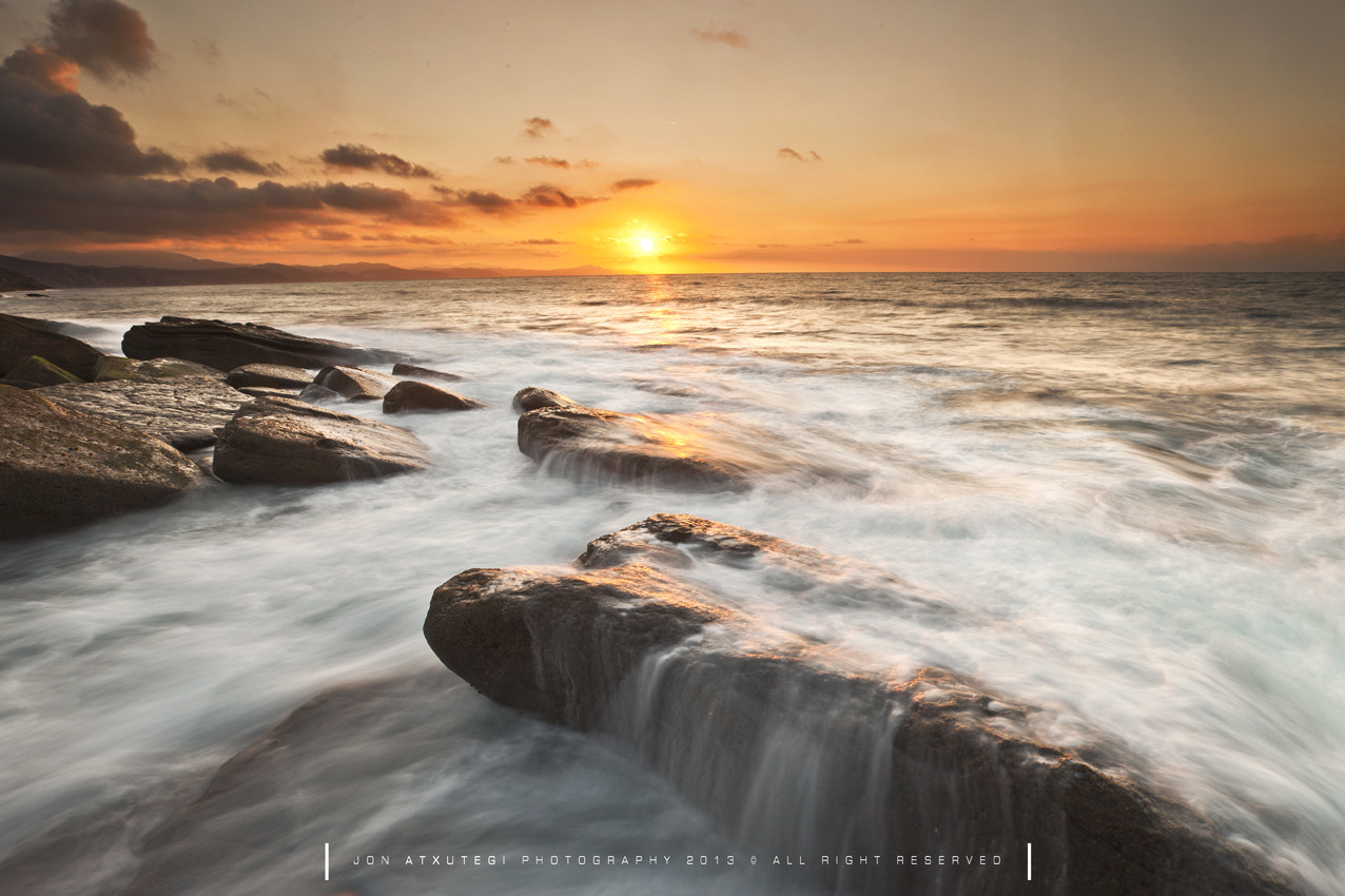 Photograph Sunset in the vertex by Jontake . . on 500px