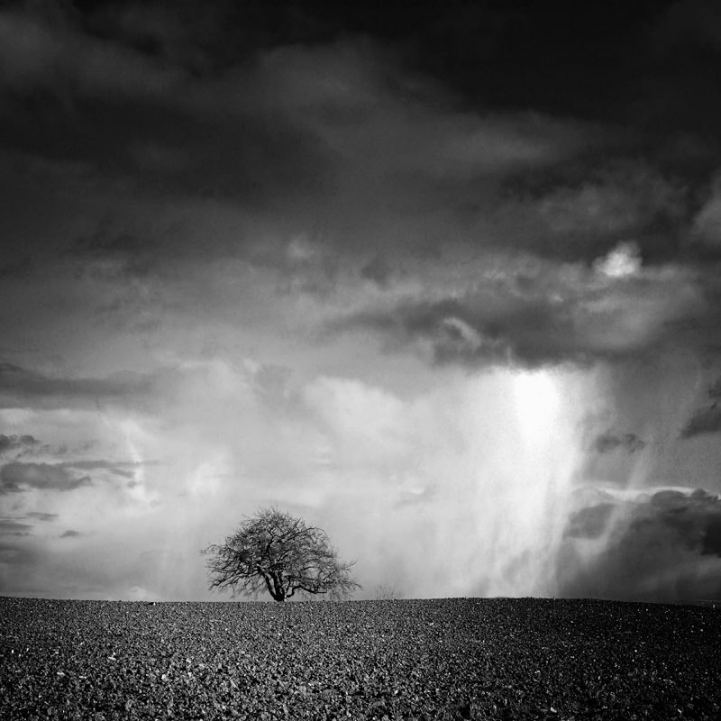 Photograph Rain Clouds, Ardross, Ross-shire, Scottish Highlands by Heather Leslie Ross on 500px