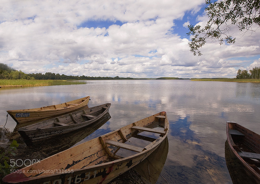 Photograph Про лодки by Valentin Mosin on 500px