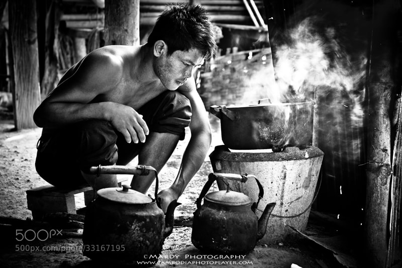 Photograph I'm the cooker ! by Mardy Photography on 500px
