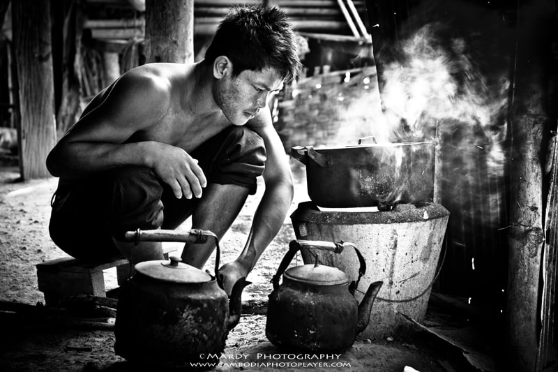 Photograph I'm the cooker ! by Mardy Suong Photography on 500px