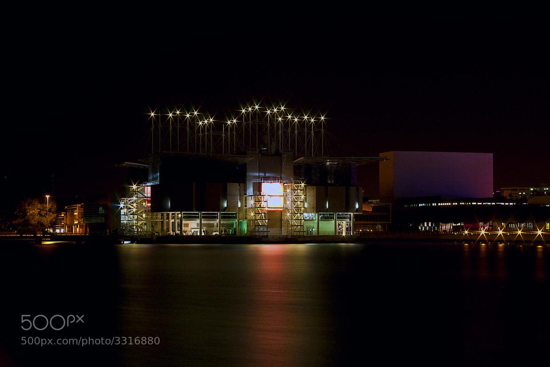 Photograph Oceanarium lights  by Paulo Solano on 500px