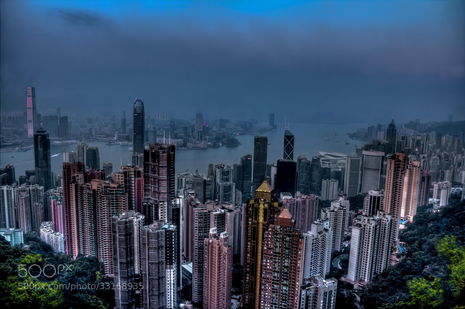 Photograph Hong Kong by Frank Andersen on 500px