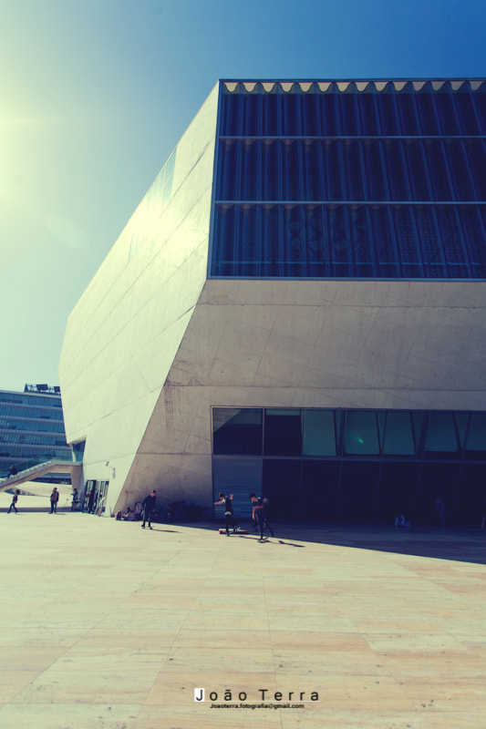 Photograph Casa da Música, Porto by João Terra on 500px
