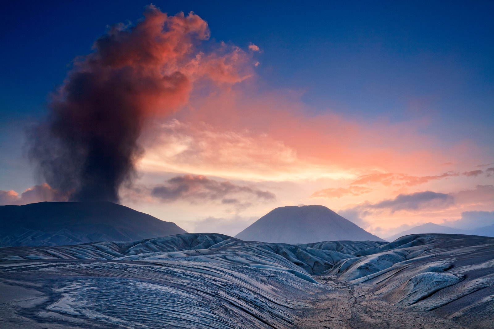 Photograph Mount Bromo Sunset by Helminadia Ranford on 500px