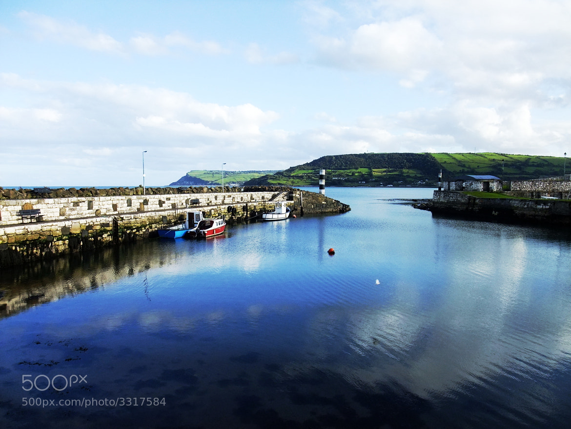 Photograph Carnlough Harbour by Thomas Weeks on 500px