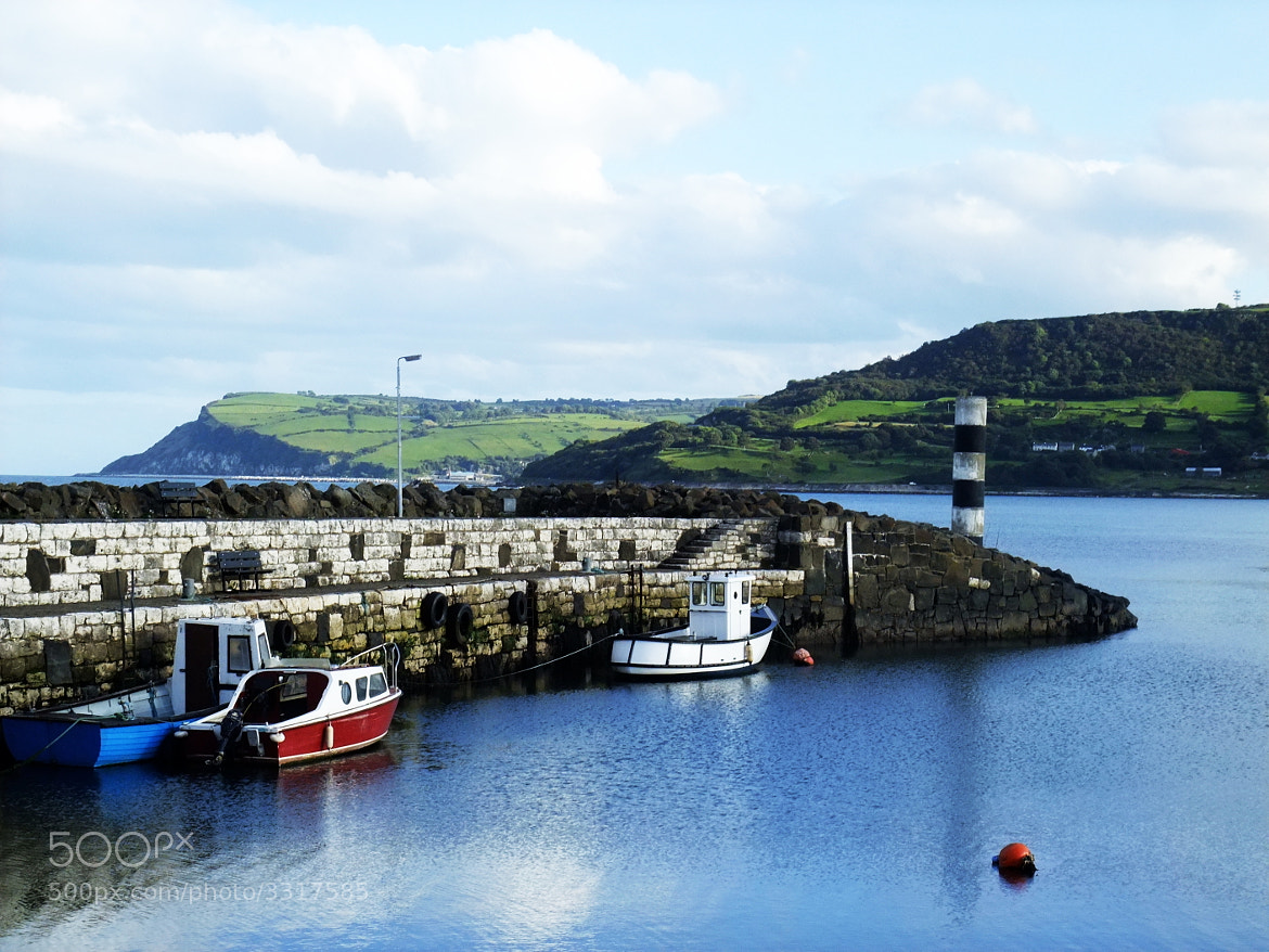 Photograph Carnlough Harbour - II by Thomas Weeks on 500px