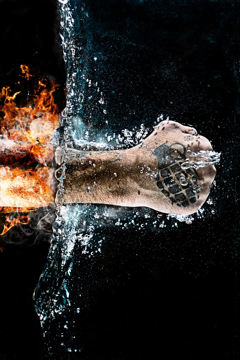 Photograph Fire Punch by Will Fox on 500px