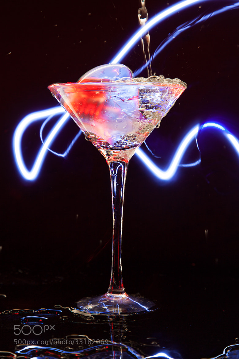 Photograph Electrifying Cocktail by Tim McGuire on 500px