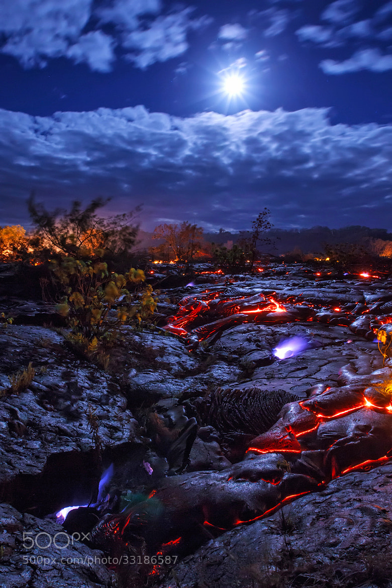 Photograph Methane Moon by Bruce Omori on 500px