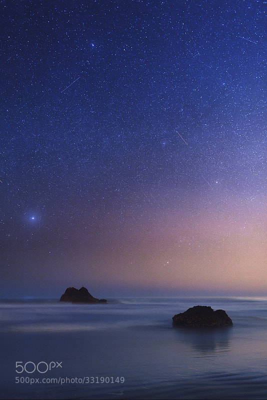 Photograph The Stars Above by Tyler Brigham on 500px