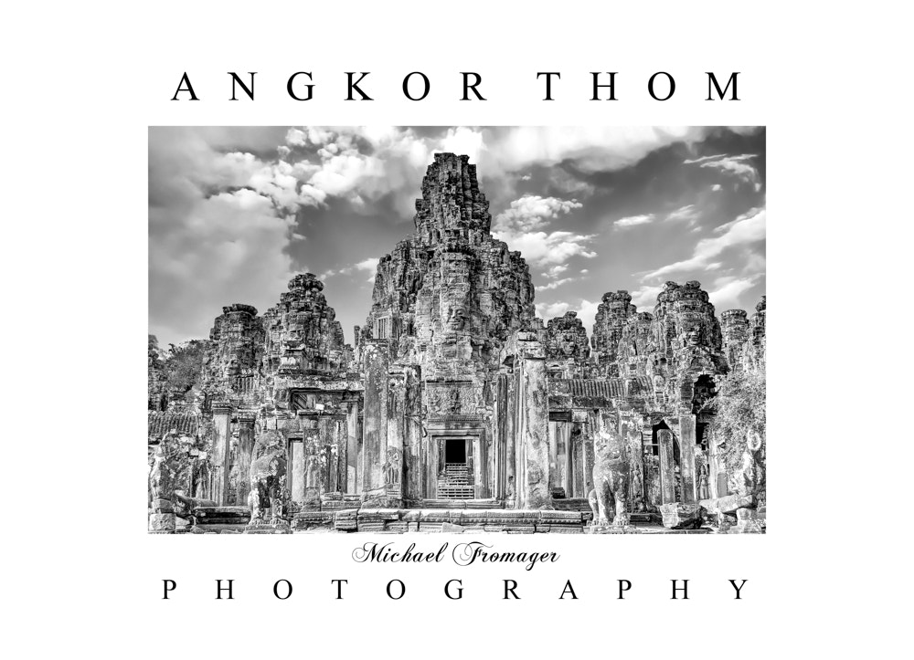 Photograph ANGKOR THOM 1 by Michael  Fromager on 500px