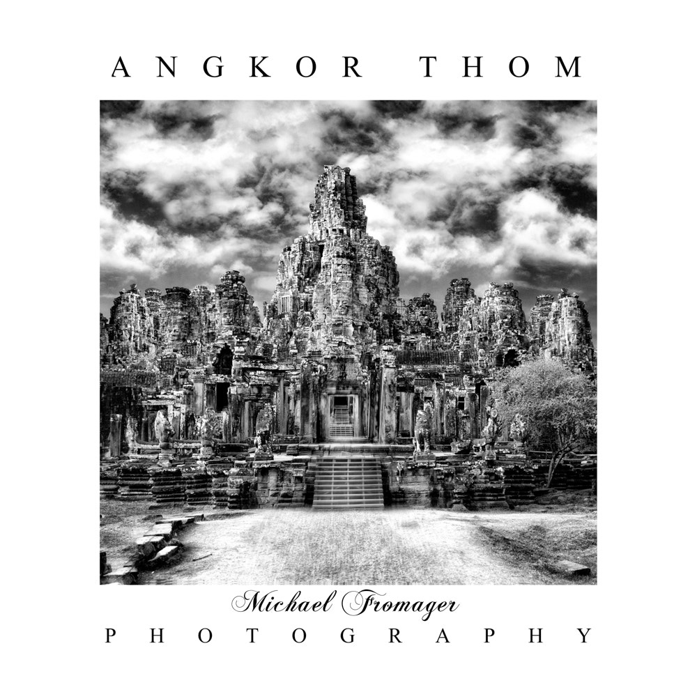 Photograph ANGKOR THOM 2 by Michael  Fromager on 500px