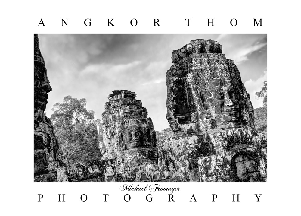 Photograph ANGKOR THOM 4 by Michael  Fromager on 500px