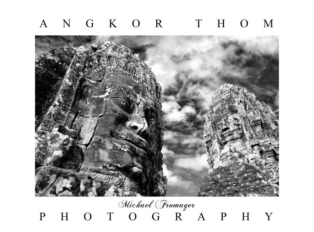 Photograph ANGKOR THOM 5 by Michael  Fromager on 500px