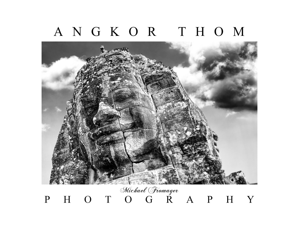 Photograph ANGKOR THOM 6 by Michael  Fromager on 500px