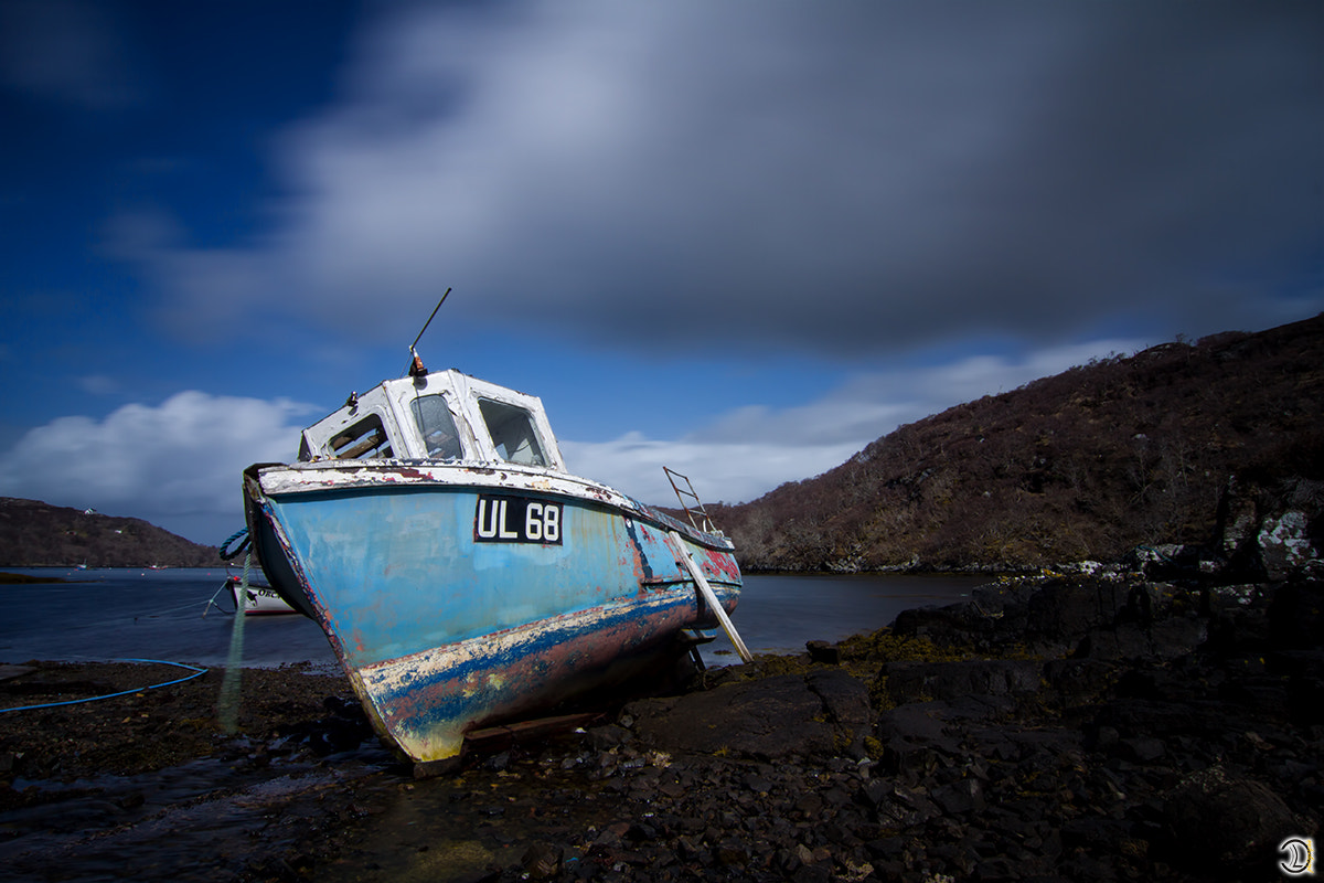 Photograph OLD BOAT by Daniel Lang on 500px