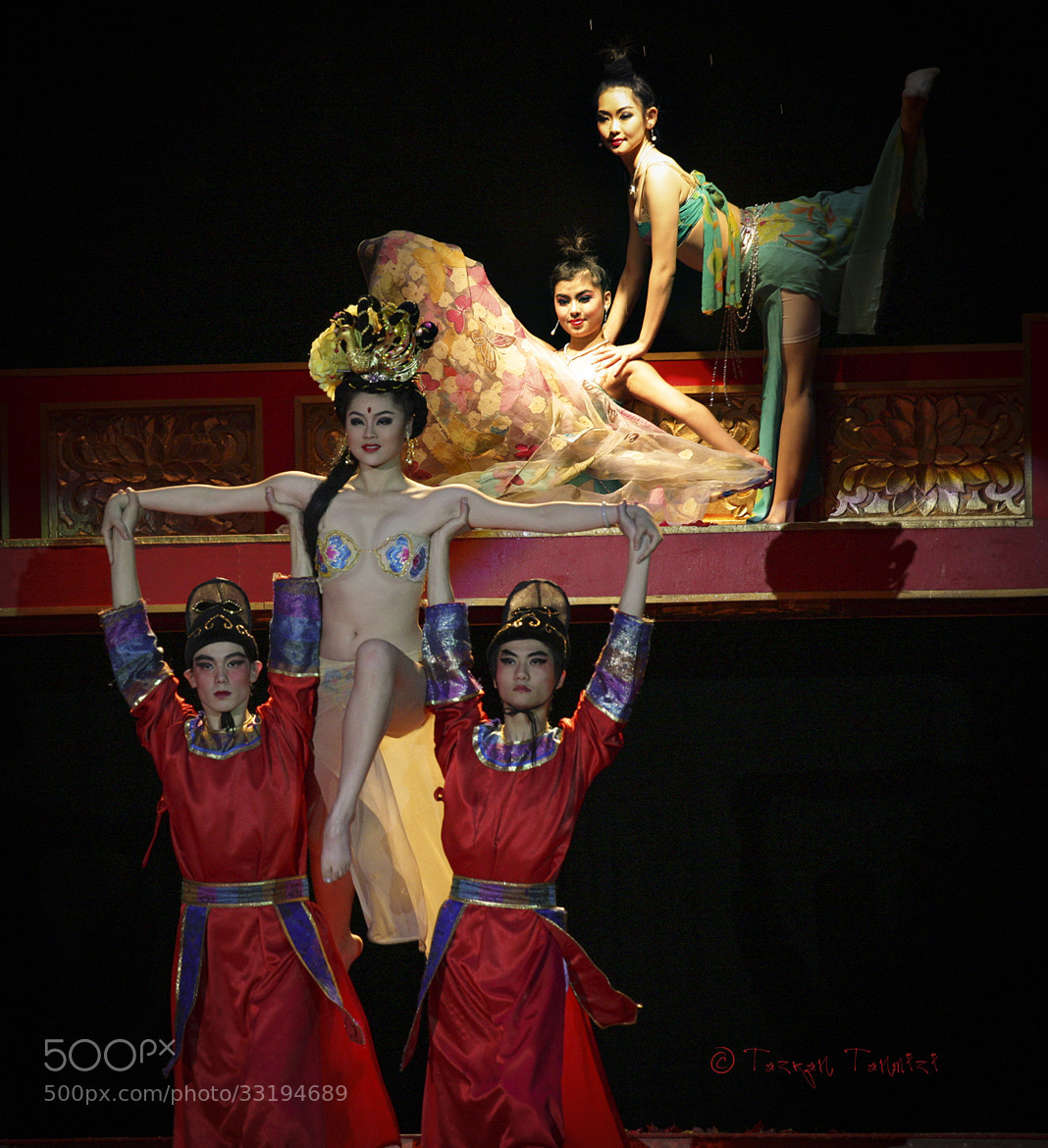 Photograph Chinese drama by Tazran Tanmizi on 500px