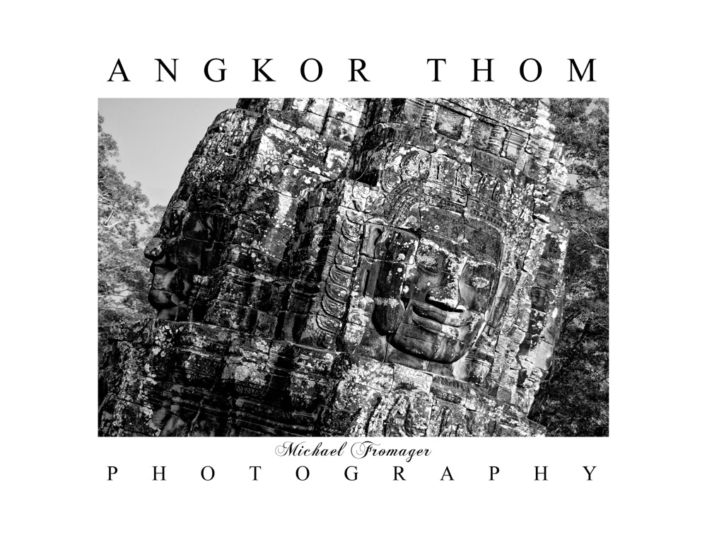 Photograph ANGKOR THOM 10 by Michael  Fromager on 500px
