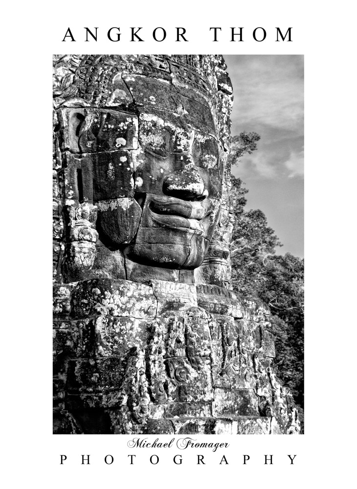 Photograph ANGKOR THOM 11 by Michael  Fromager on 500px