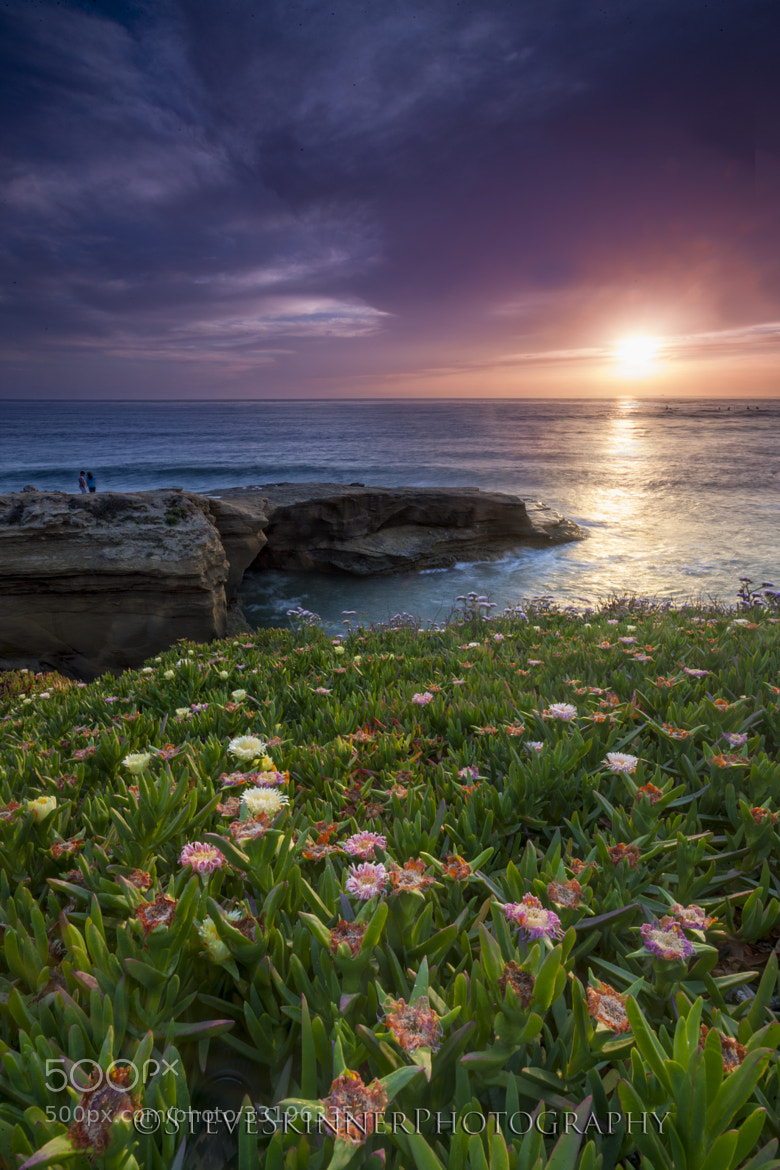 Photograph A Dirty Lens - Sunset Cliffs by Steve Skinner on 500px