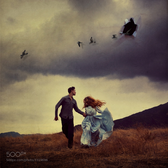Photograph Invading Homes by Brooke Shaden on 500px