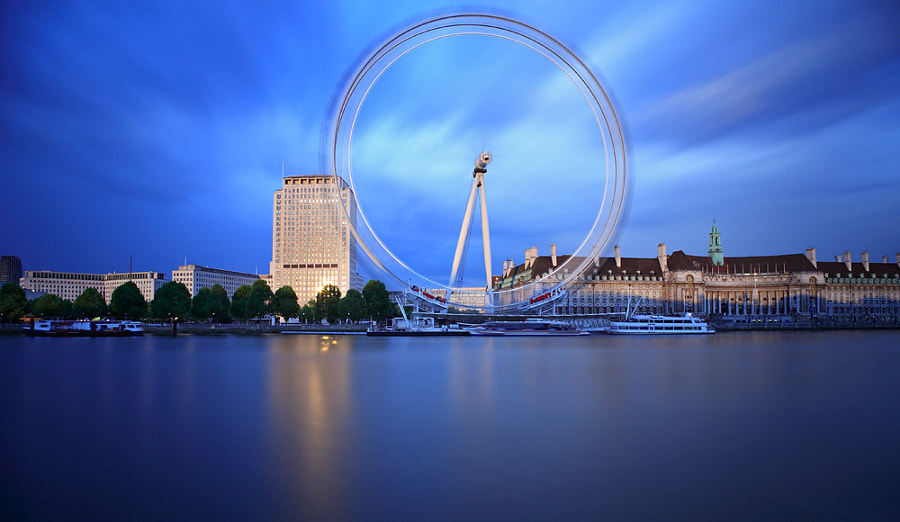 Timewarp - London Eye