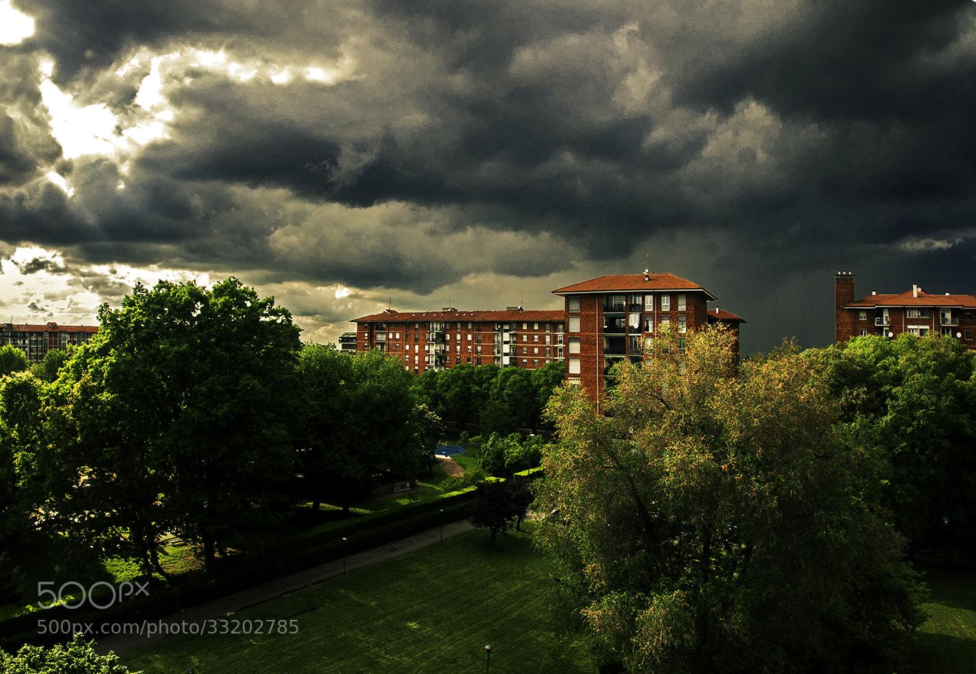Photograph Sun or Storm? by Simone Furiosi on 500px