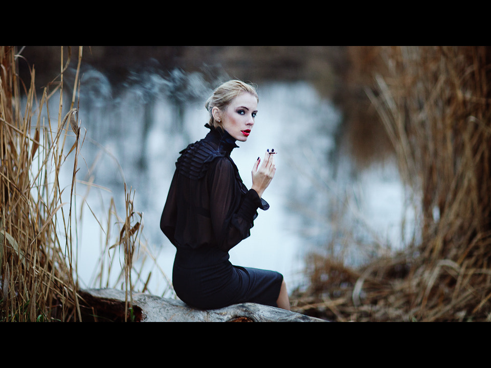 Photograph Anna by Andrey Korotich on 500px