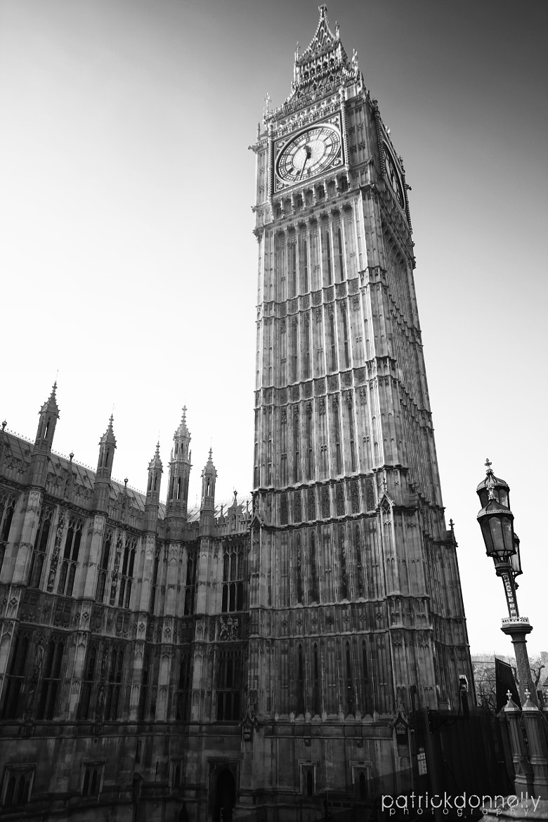 Photograph Big Ben by Paddy Donnelly on 500px