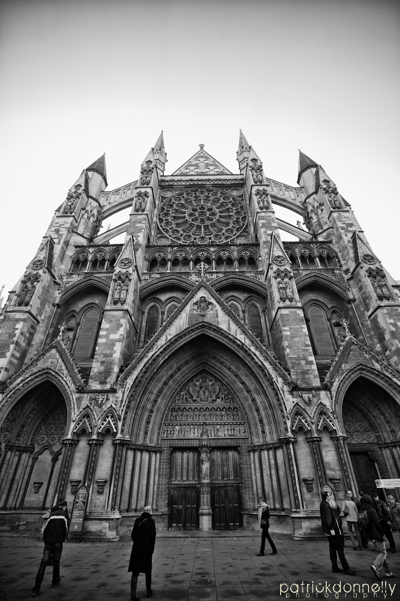 Photograph Wesminster Abbey by Paddy Donnelly on 500px