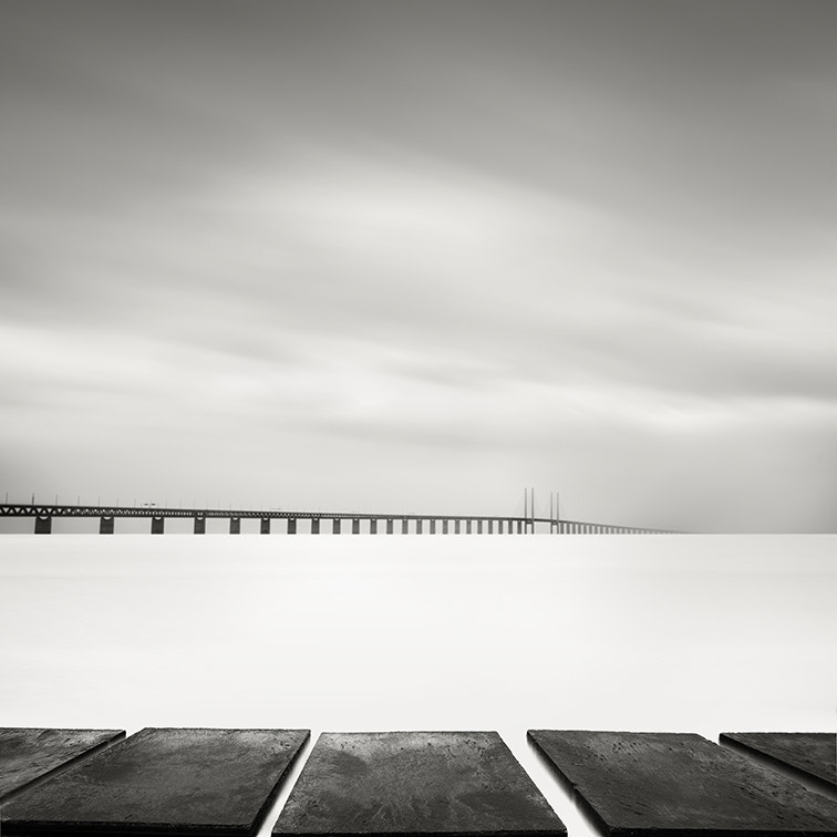 Photograph The Bridge by Fabrice Silly on 500px