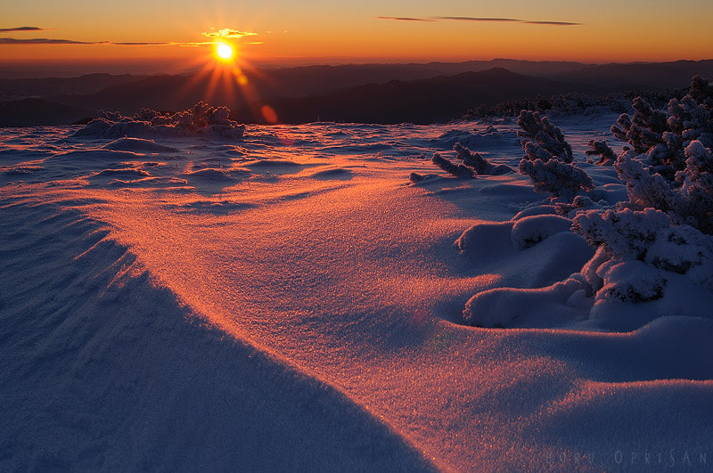 Photograph The First Sunrise by Doru Oprisan on 500px