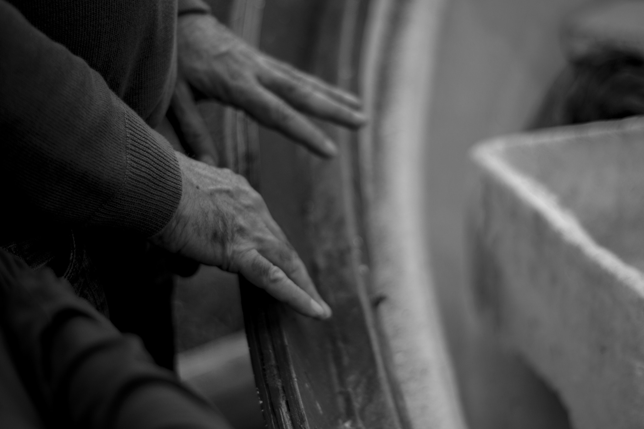 Photograph ,Wise hands by Federico Rinaldi on 500px