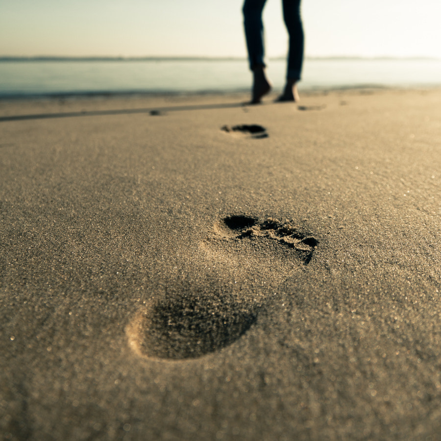 Photograph footsteps II by Jan Laudahn on 500px