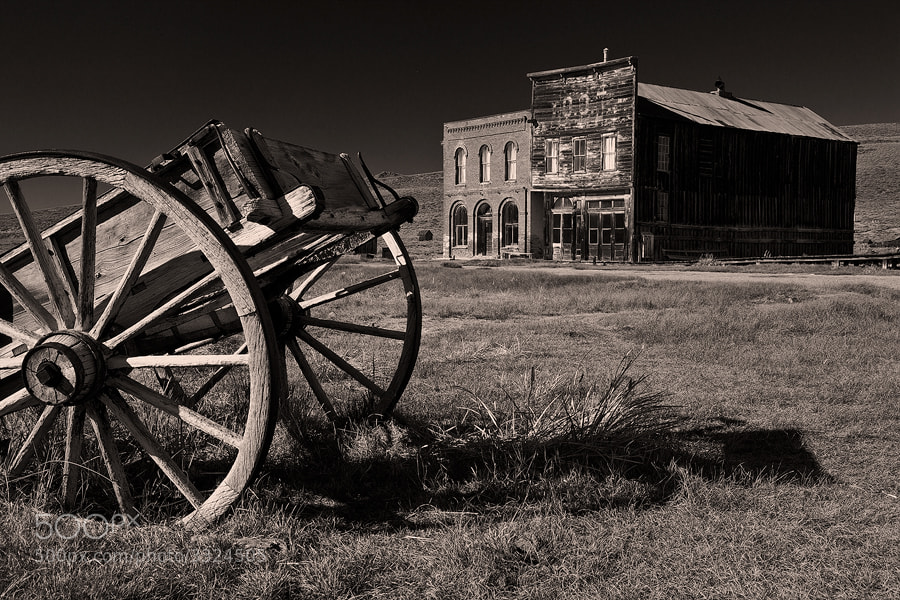 Photograph Bodie by Nicklaus Johnson on 500px
