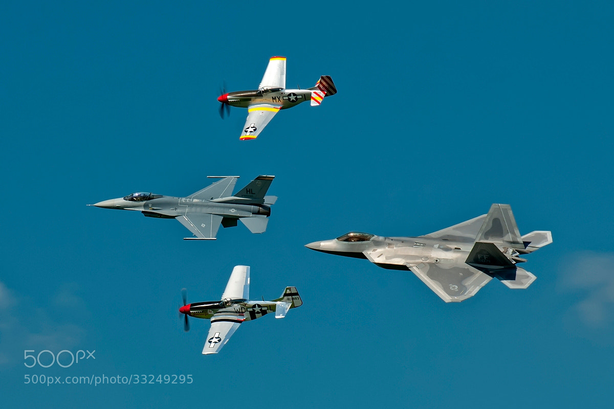 Photograph Heritage flight by Darek Siusta on 500px