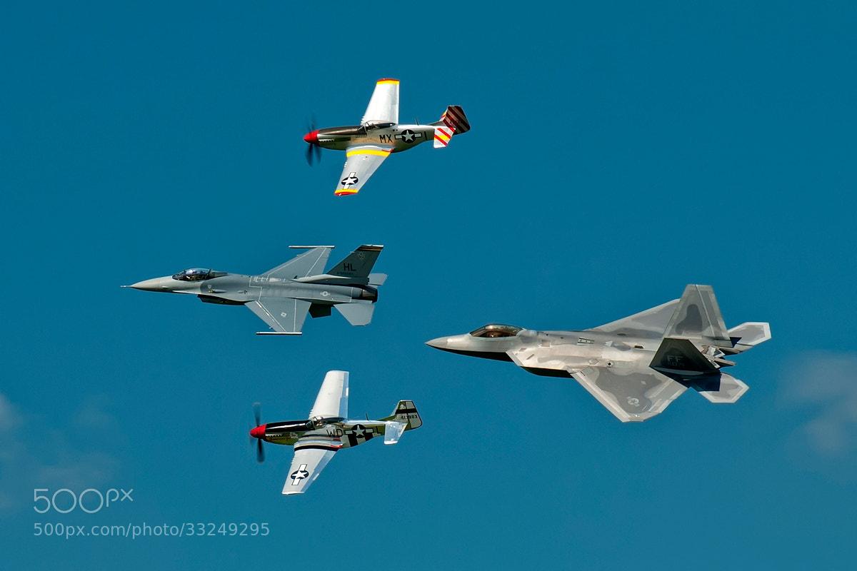 Photograph Heritage flight by Darek Siusta on 500px