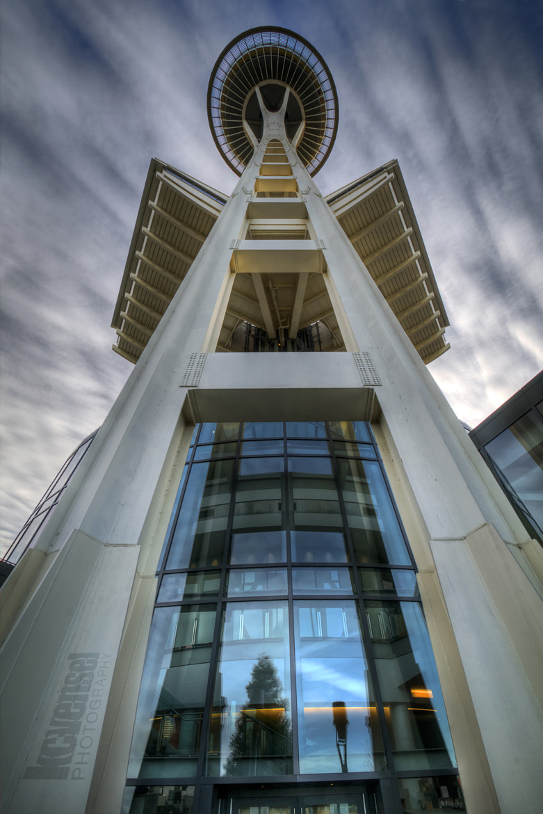 Photograph Space Needle by Ken Vensel on 500px