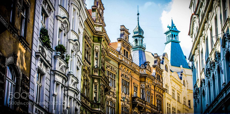 Prague: City of Dreams