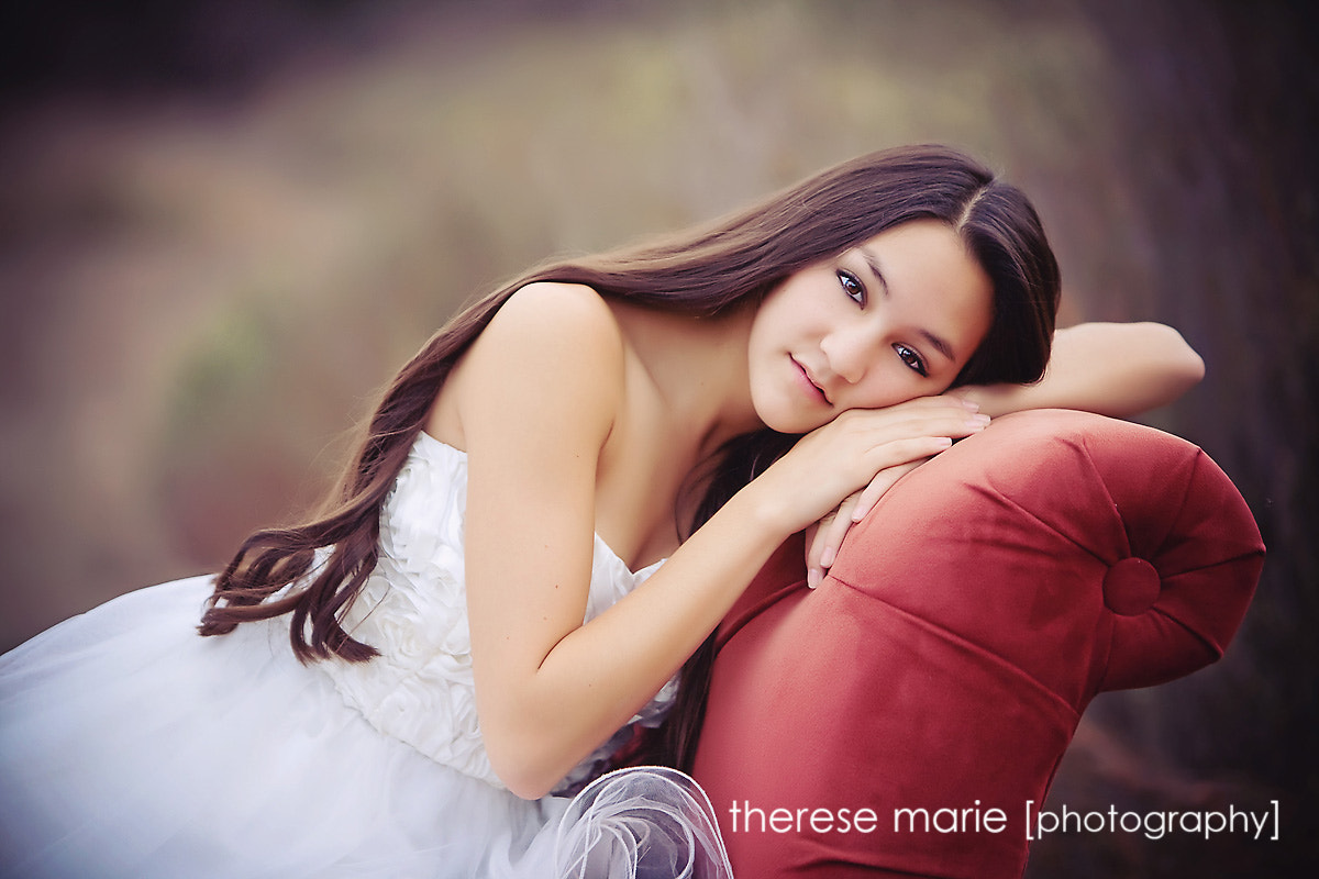 Photograph sweet senior by Therese MacKendrick on 500px