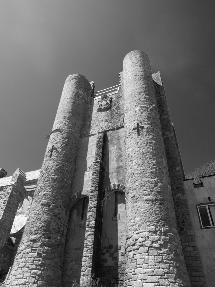 Photograph Hammond Castle Tower by Amy Hoey on 500px