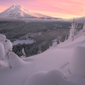 Mt. Hood Winter