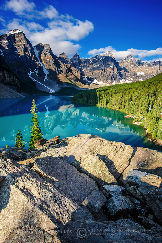 Photograph Rocky of Rockies by Pete Wongkongkathep on 500px