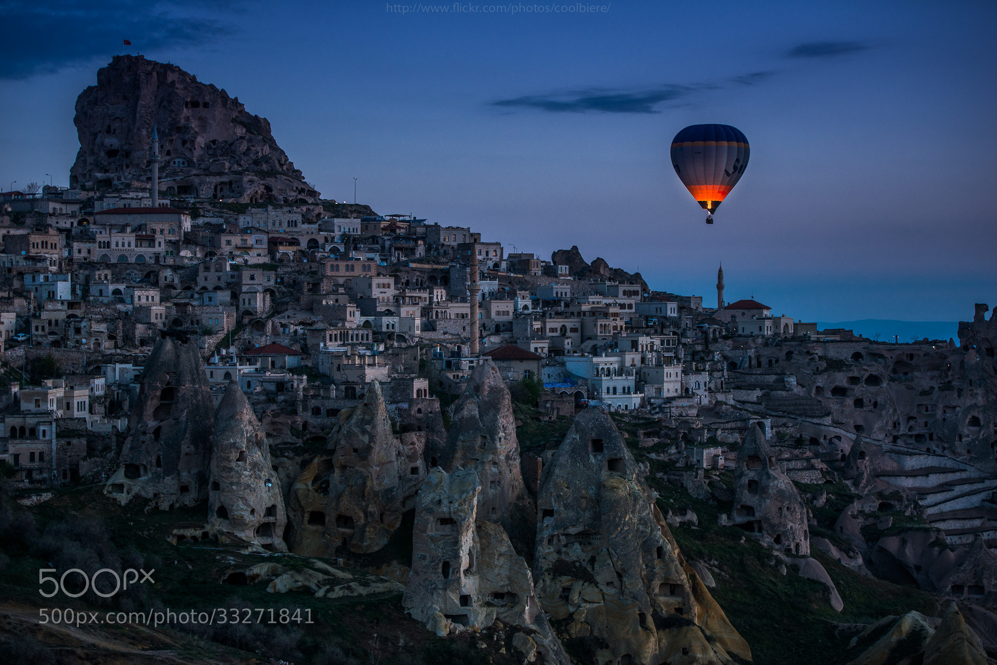 Photograph First balloon by Coolbiere. A. on 500px
