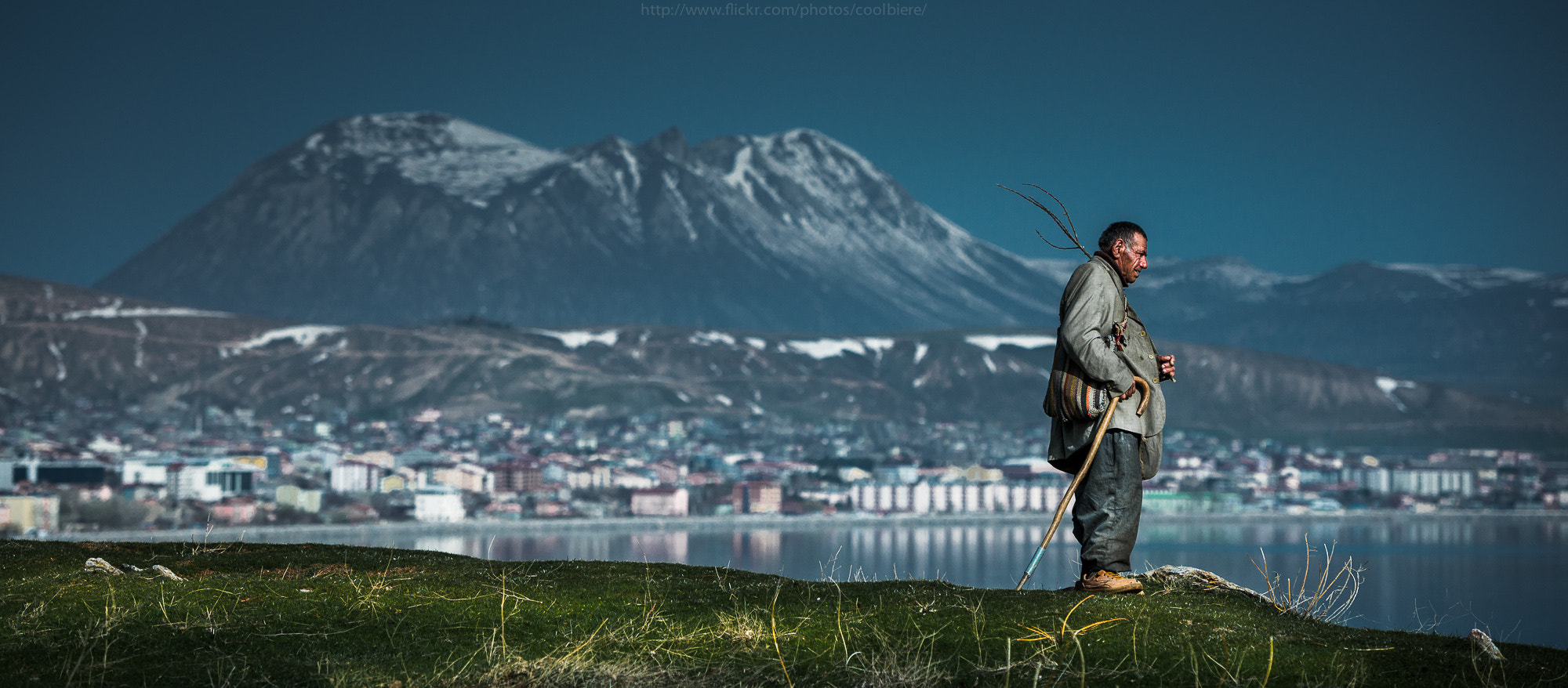 Photograph Turkish shepherd by Coolbiere. A. on 500px