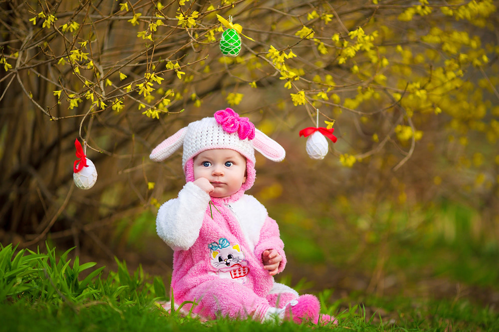 Photograph Funny Easter bunny by Светлана Квашина on 500px